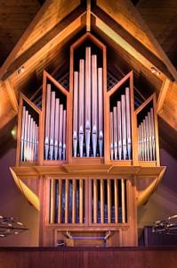 St. Bede's Beckerath Organ